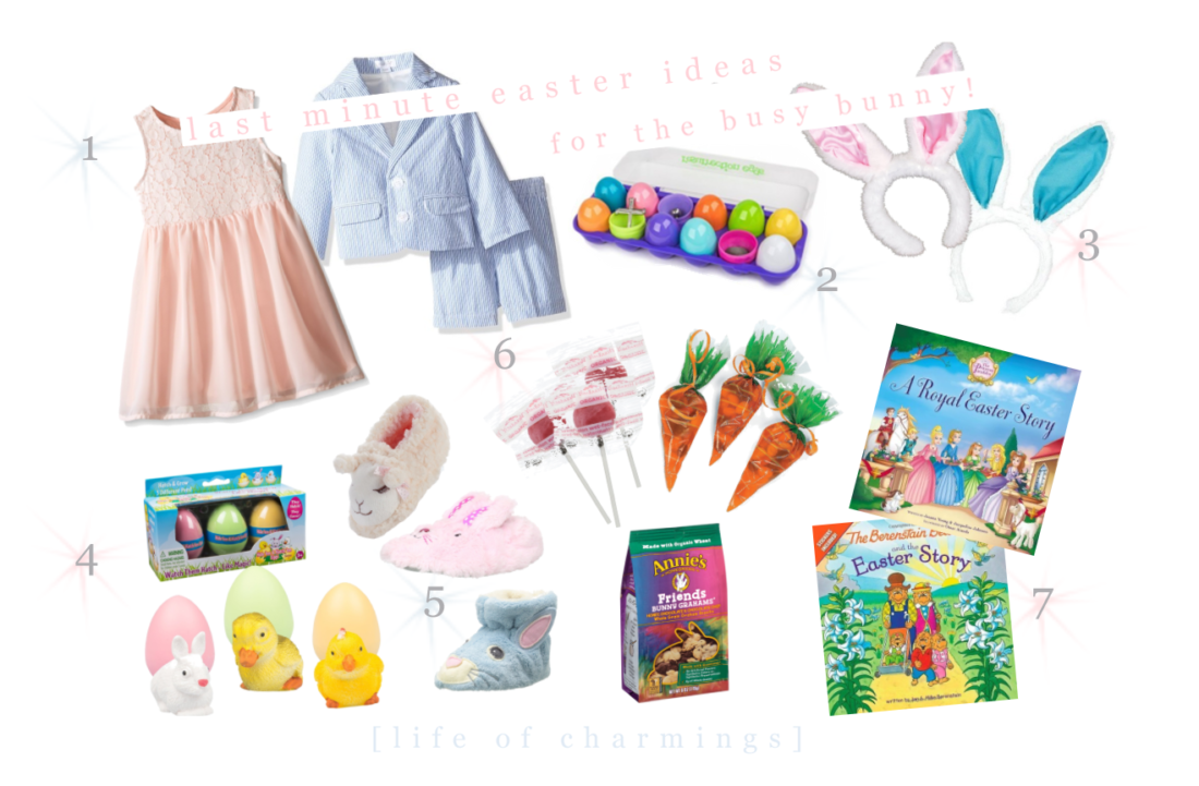 obsessed: last minute easter ideas… [for the busy bunny!]