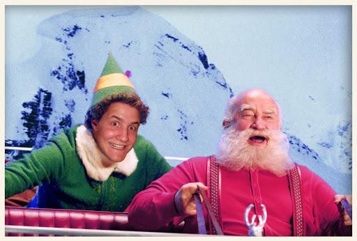 santa's fav tall elf