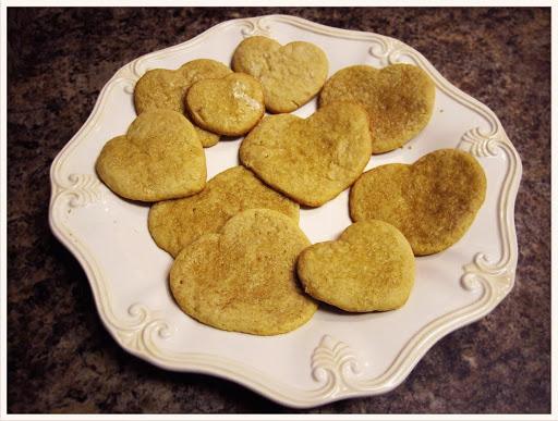 ginger sugar looove cookies