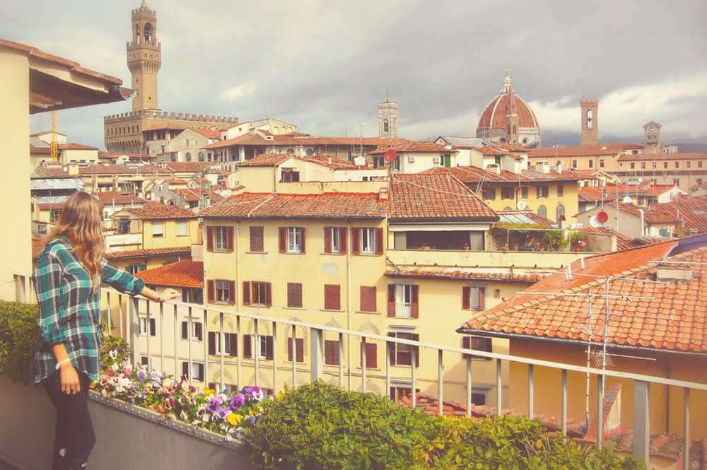 italy | florence! the land of fairy tales. and shopping!