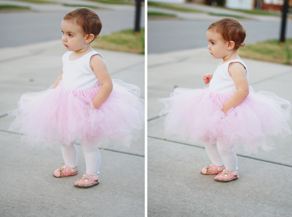 and oh the sight of my baby girl all dolled up in a tutu!! well you know i just meltu2026  sc 1 st  life of charmings & trick or treating with our bambina ballerina! | life of charmings