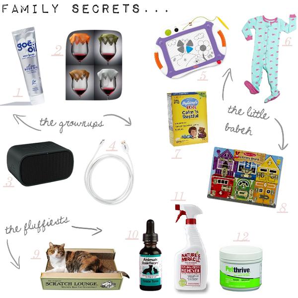 obsessed! family secrets…