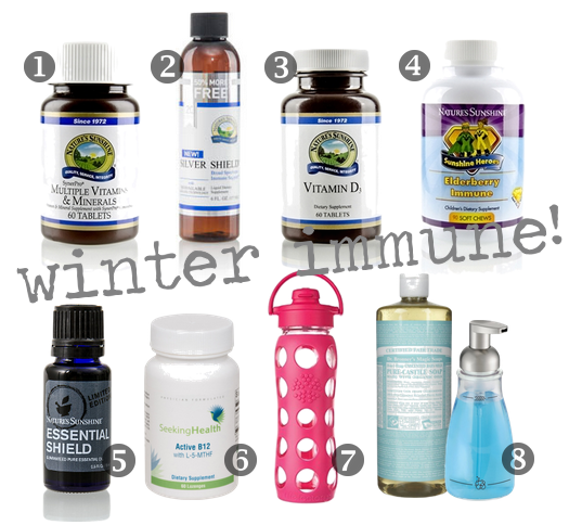 obsessed! winter immune!