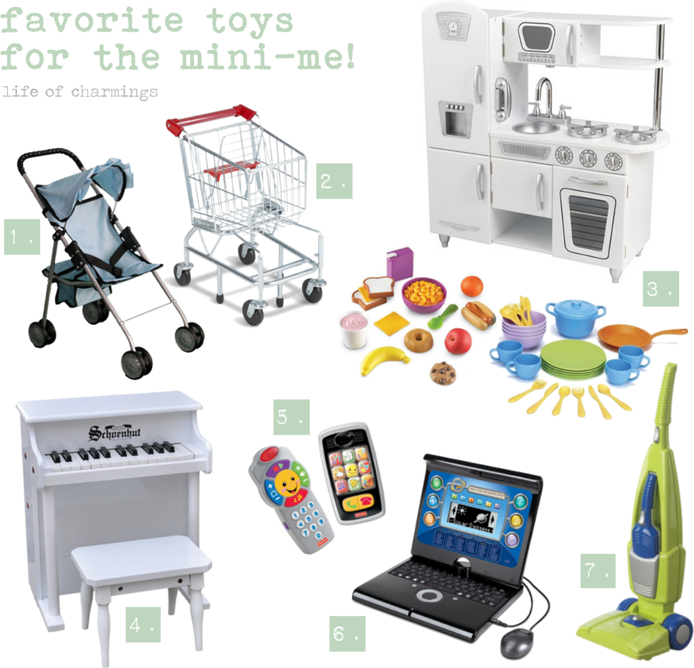 obsessed: favorite children's toys for the mini-me!