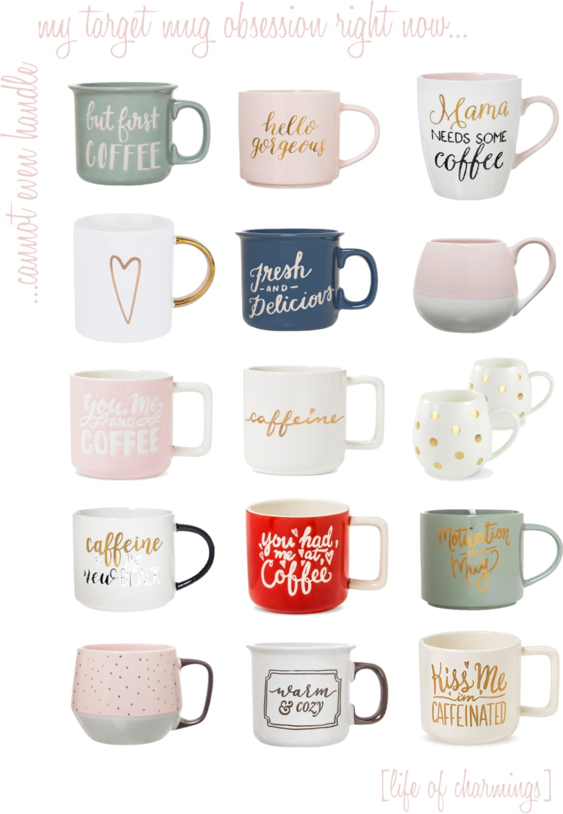 obsessed: are you serious with these mugs right now because i cannot eeeven handle!