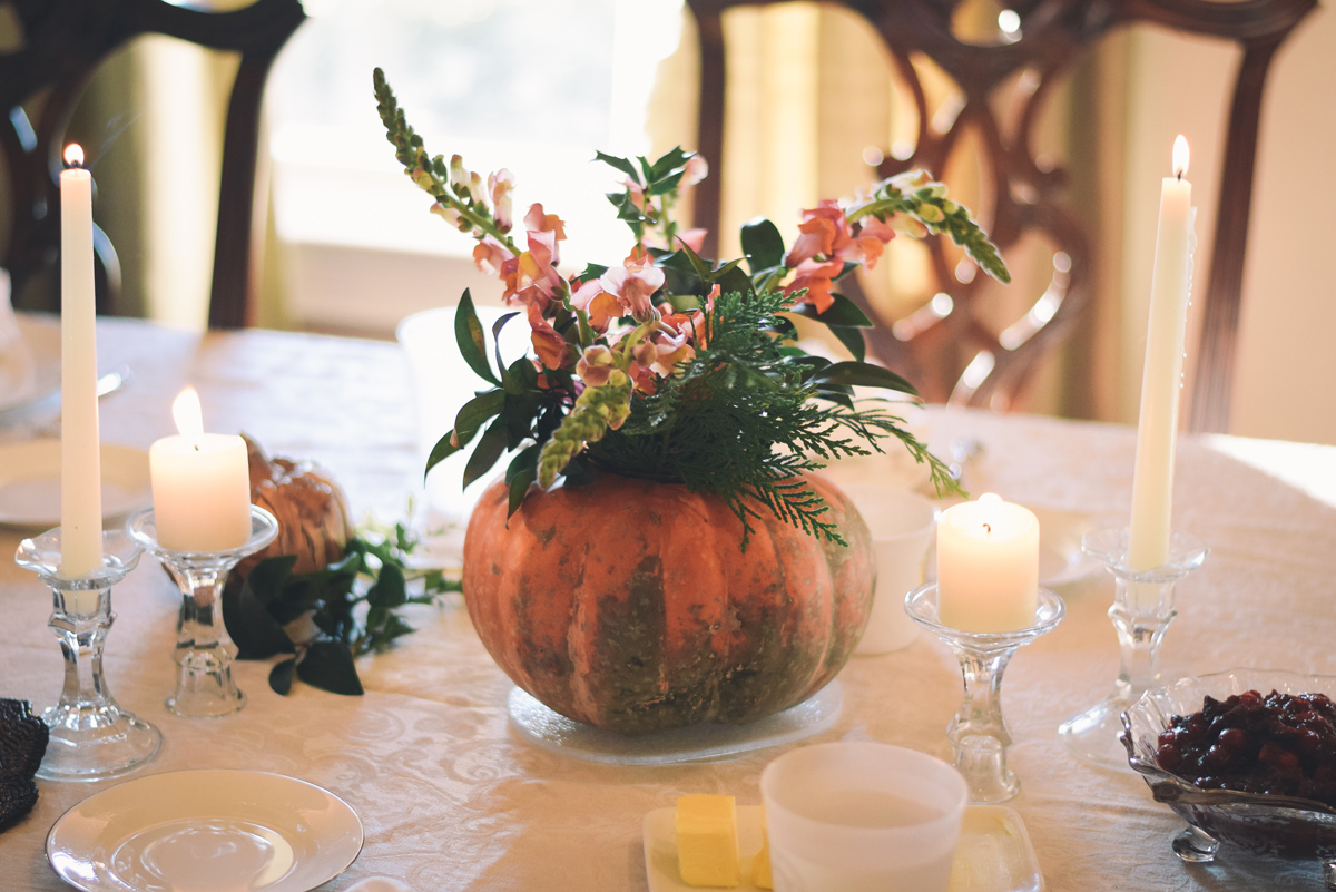 they had a great thanksgiving feast, thanksgiving feast, thanksgiving feast…